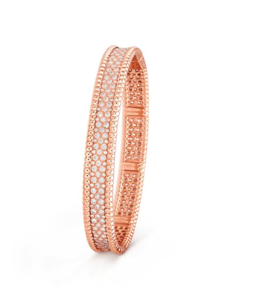 VCA Perlee Diamond Bracelet