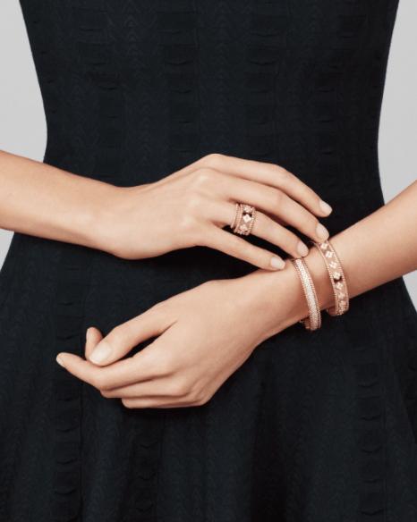 VCA perlee bracelet