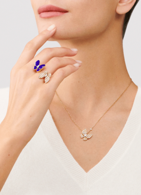VCA two butterfly ring