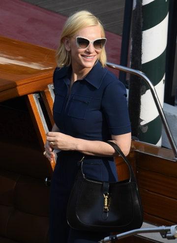 Cate Blanchett Jackie Bag