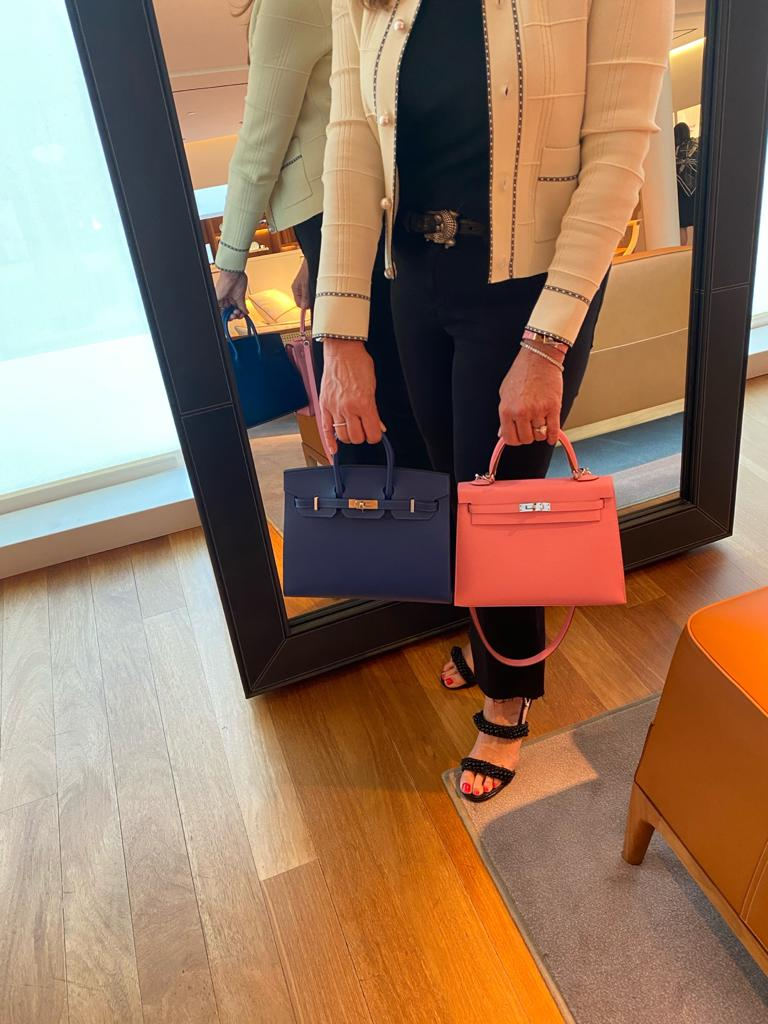 Birkin Sellier vs Kelly Sellier