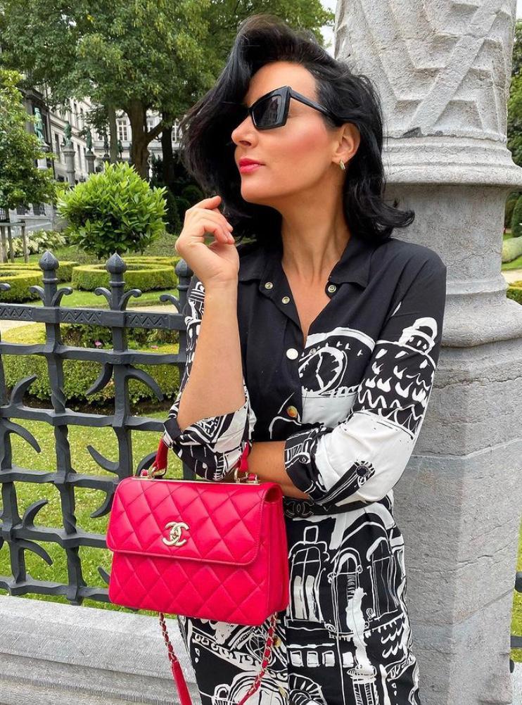 Chanel Trendy CC Pop