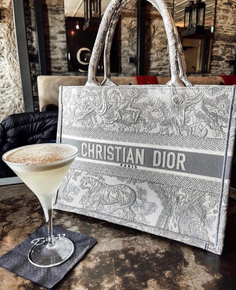 Dior Book Tote