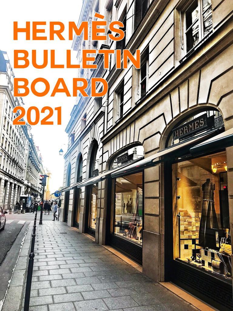 Hermès updates 2021