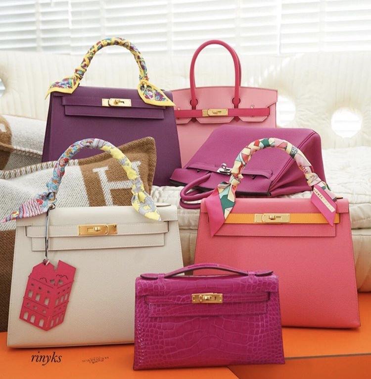 Multiple hermès bags purchase