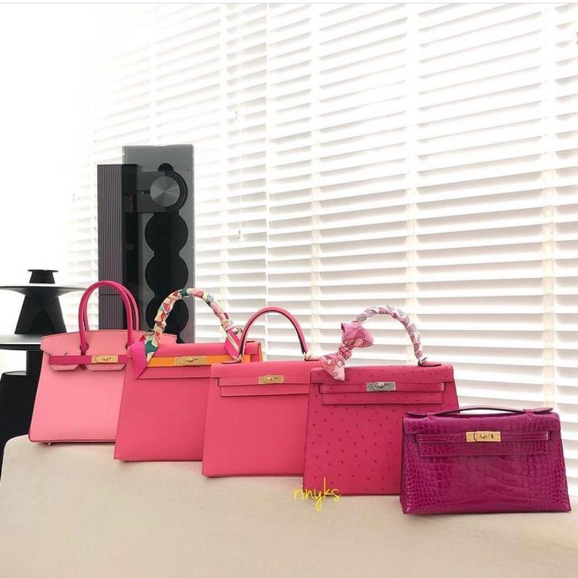 Hermès Pinks