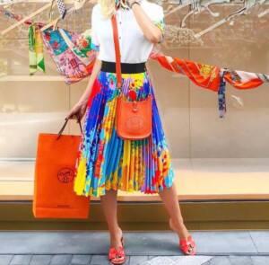 Hermès cross body bags