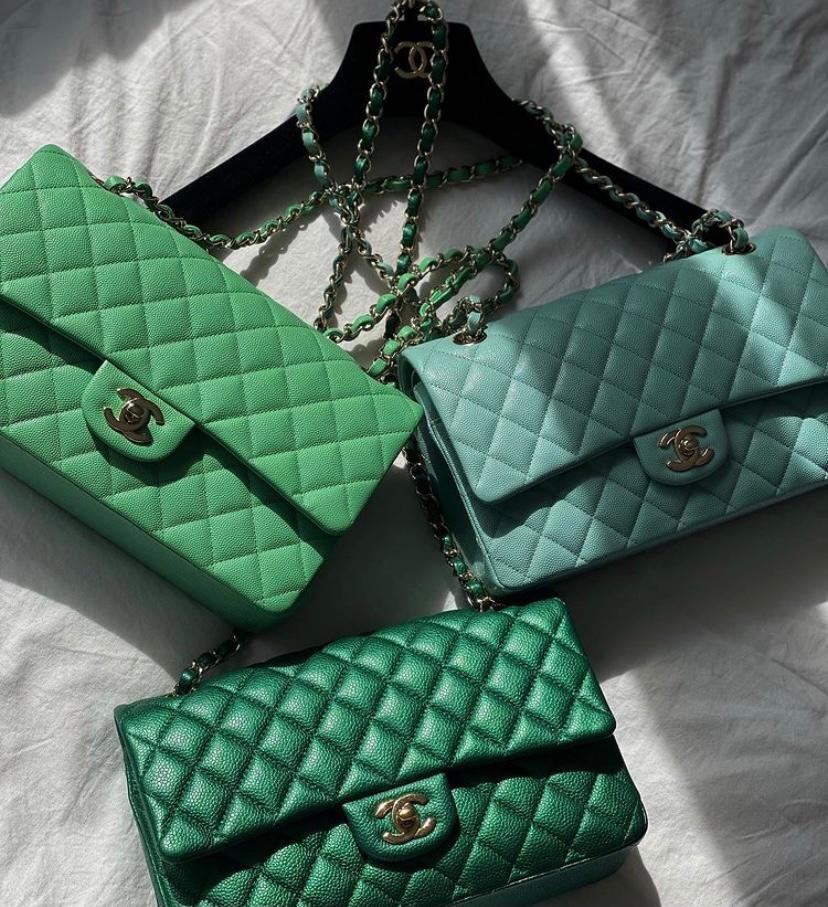Chanel Flap Bag Supply