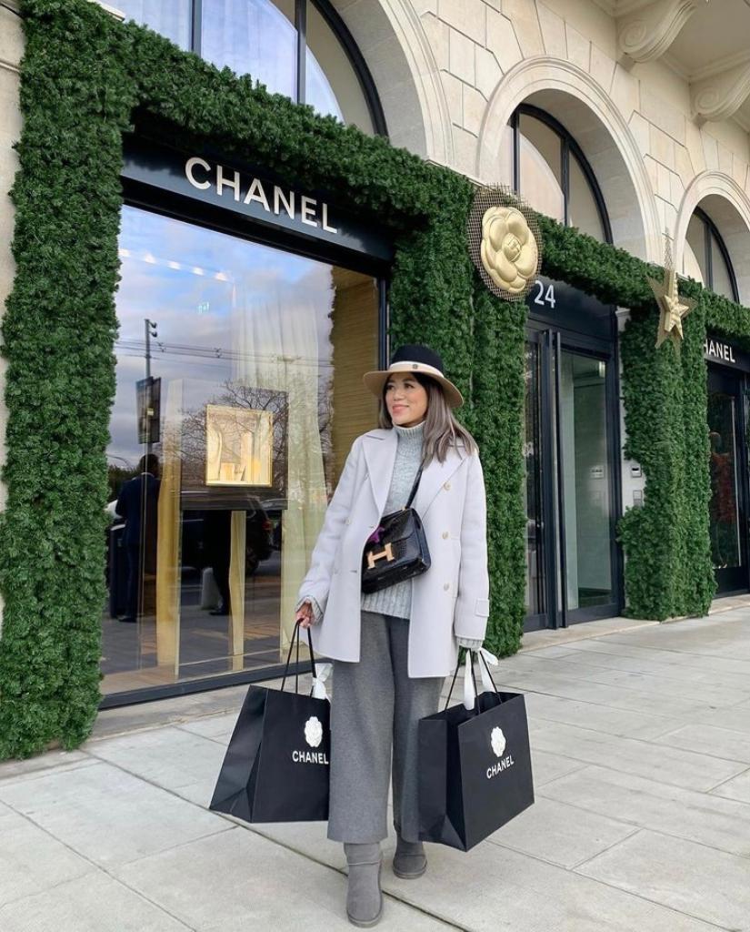 Chanel Shopping USA