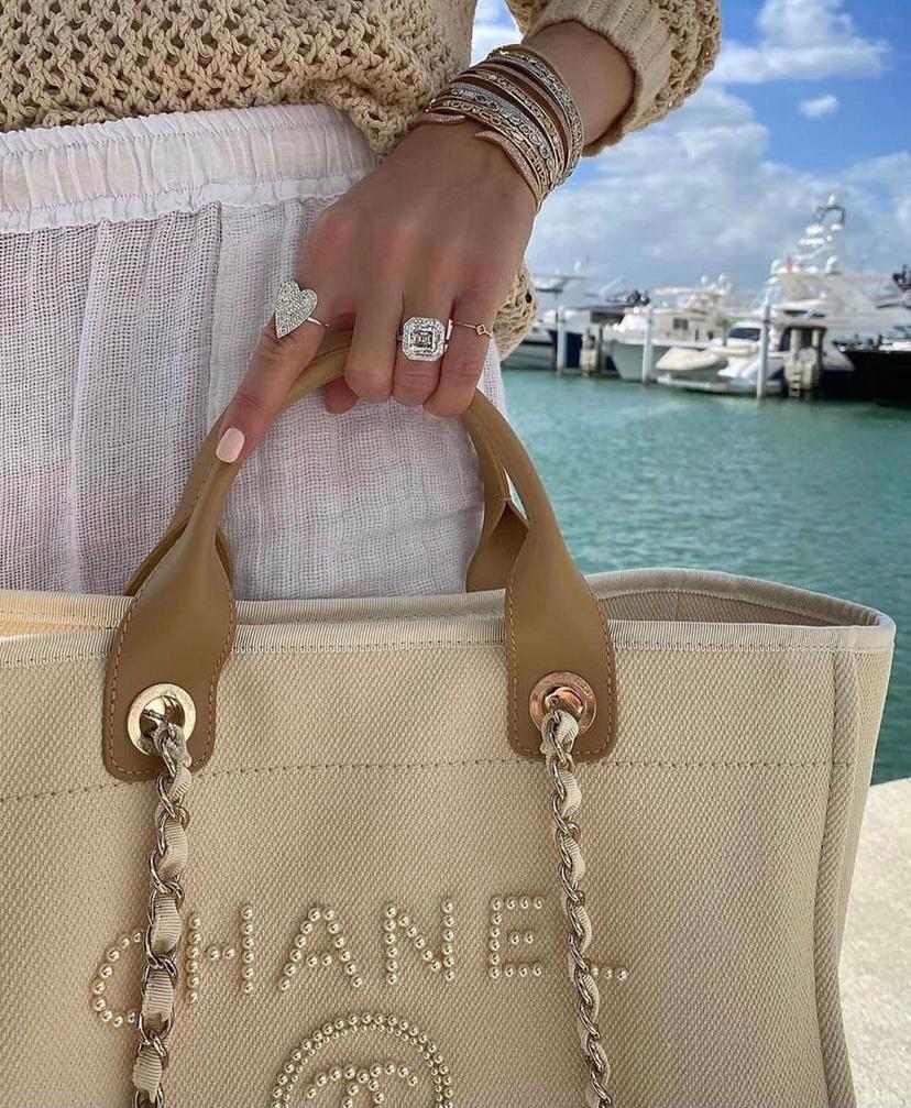 Chanel handbags for the summer