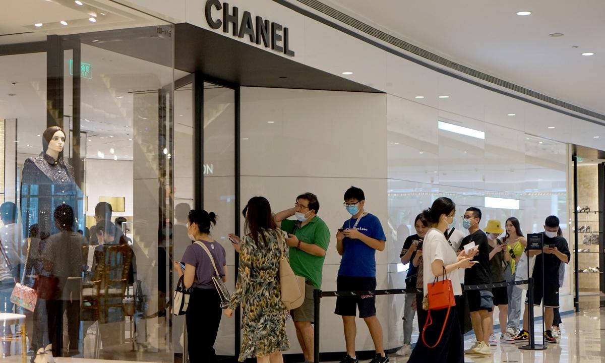 Luxury brand rankings