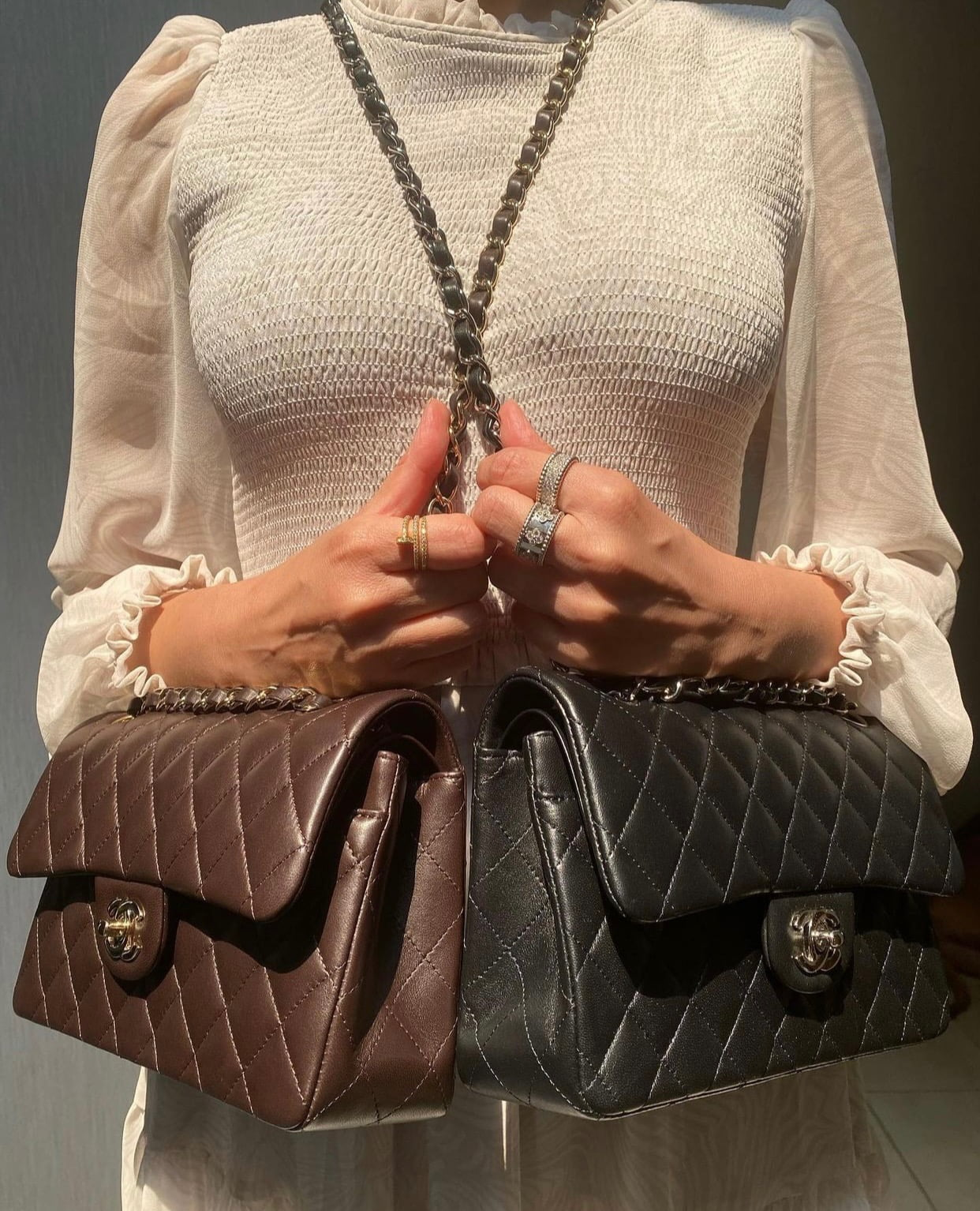 Chanel Bag Prices Article Picture